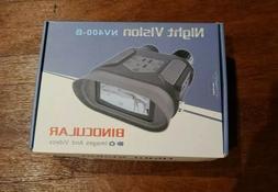 Solomark Night Vision Binocular NV400-B Photo Digital Infrar