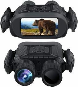 Night Vision Binoculars, 4.5-22.5×40 HD Digital Infrared Hu