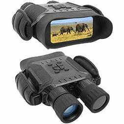 Night Vision Binoculars & Goggles NV-900 4.5X40mm Digital Wi