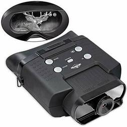Hike Crew Night Vision Binoculars, Digital Infrared Night Go