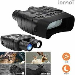 Night Vision Binoculars Goggles HD Digital Infrared Hunting
