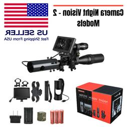 Night Vision Device Scope Sight Cameras 850nm Infrared LEDs