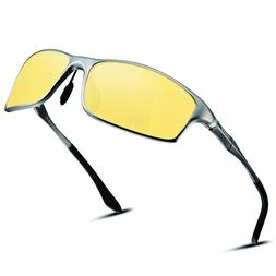 SOXICK Night Vision Glasses For Driving - Polarized - Light
