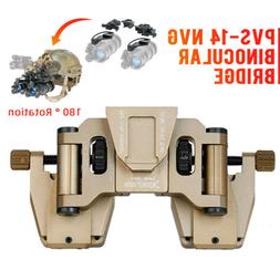 Night-Vision Goggles System Stent Skip Rhino Mount Folding A