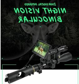 Night Vision LED IR Waterproof Tactical 850nm Infrared Night