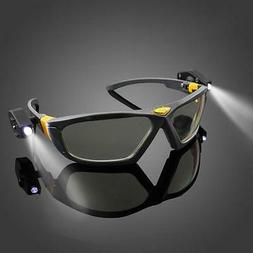 Night Vision LED Protection Glasses Work Safety Car Repair L