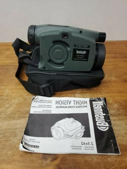 Bushnell Night Vision Monocular 2.5x42 With Case Made in Rus