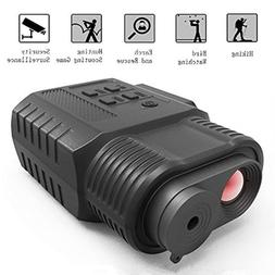 night vision monocular hd digital infrared night
