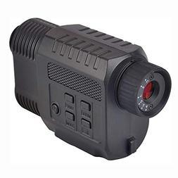 Gosky Night Vision Monocular, Infrared IR Camera & Camcorder