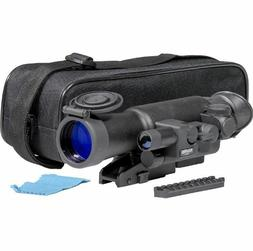 Night Vision Rifle Scope Hunting IR Infrared Powerful Magnif