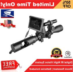 Night Vision Rifle Scope Hunting Sight Advanced Infrared 850