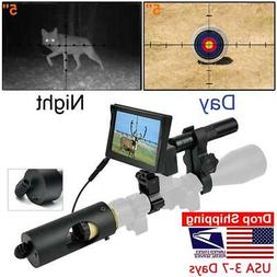 Night Vision Riflescope Hunting Scopes Optics Sight Waterpro
