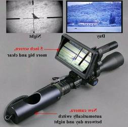 Night Vision Riflescope Outdoor Hunting Scopes Optics Sight