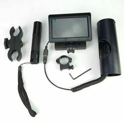Night Vision Scope Device Add on Rifle Scope for Outdoor Hun