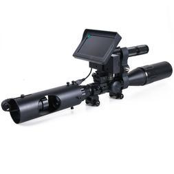 Night Vision Scopes Hunting Optics Sight Infrared Camera wit