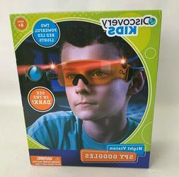 Discovery Kids Night Vision Spy Goggles LED Light Glasses Se