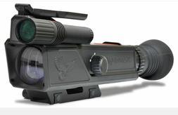 Night Owl NightShot Night Vision Rifle Scope W/ Accessory IR