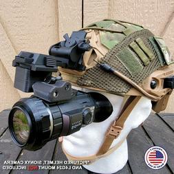 Nightwatch Sionyx Aurora Monocular Helmet Night Vision Mount