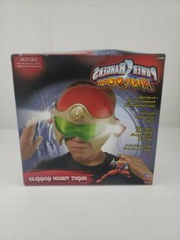 Power Rangers Ninja Storm Night Vision Goggles Lighted Helme