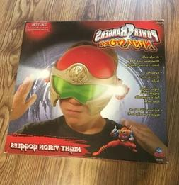 ninja storm night vision goggles lighted helmet