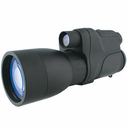 Yukon NV 5x60 Gen 1 Night Vision Infrared Scope Wild Life St