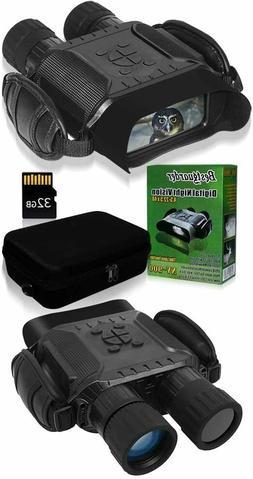 Bestguarder NV-900 4.5-22.5X40mm Digital Night Vision Goggle