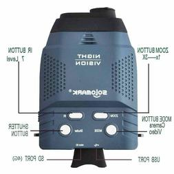 NV100 Infrared IR Night Vision Scope Digital Video Camera Mo
