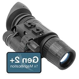ATN NVM14-2 Night Vision Monocular, Gen 2+, 1x Magnification