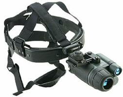 Yukon NVMT 1x24 Head Mount Kit - with Night Vision Monocular