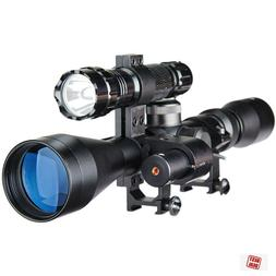 Pinty Optical Rifle Scopes  3-9x40mm Night Vision Hunting Us