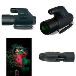 Night Owl Optics 5-Power Noxm50 Night Vision Monocular