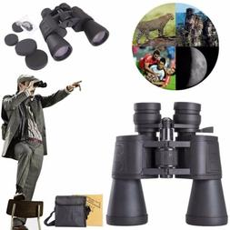 Outdoor 180x100 Zoom Telescope Day Night Vision Travel Binoc