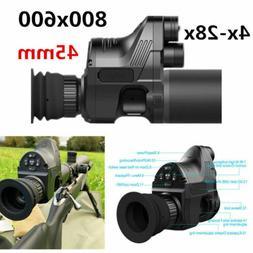PARD Hunting Digital Night Vision Goggles Scope-NV007 800x60