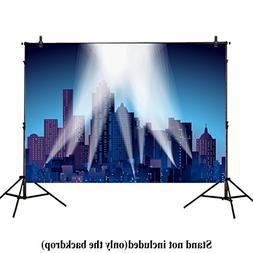 photography backdrops superhero super city