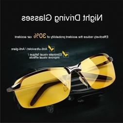 Polarized Night Vision Goggles Driving Sunglasses Men Women