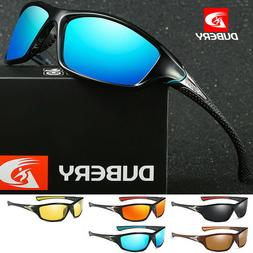 Polarized Sport Driving Sunglasses Men Women Night Vision Su