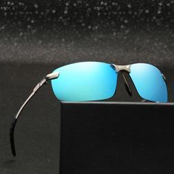 Candisgy Polarized Sunglasses Brand Design Sun glasses Mirro
