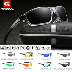 DUBERY Polarized Sunglasses Day & Night Vision UV400 Driving