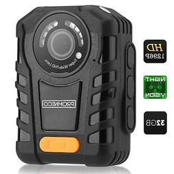 Police Body Camera for Law Enforcement: Wearable Video + Aud