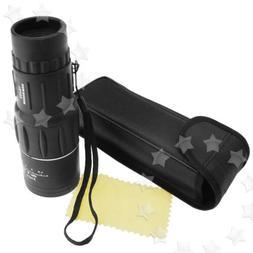 Portable Monocular Telescope Dual Focus Zoom Night Vision 16