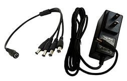 Night Owl Camera Power Adapter with 4-way Power Splitter - 1