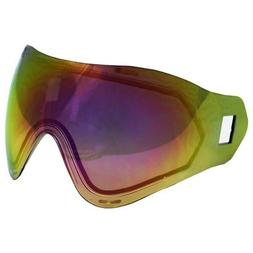 Sly Profit Thermal Paintball Replacement Lens - Mirror Red