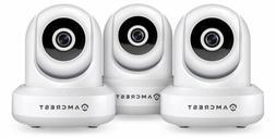 Amcrest 3-Pack ProHD 1080P WiFi/Wireless IP SecurityCamera