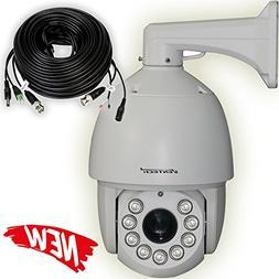 Ventech PTZ Camera Outdoor Analog CCTV pan tilt Zoom 30x Son