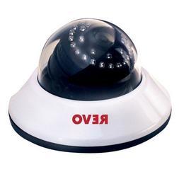 Revo RCDS30-2 Indoor CCTV Dome Security Camera - 600TVL 30IR