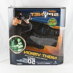Real Tech Spy Net Night Vision Goggles Infrared Stealth Toy