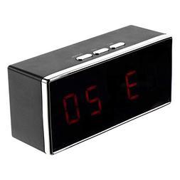 RecorderGear SC550W 1080P WiFi IP Digital Clock Hidden Nanny