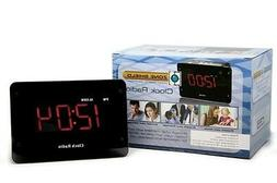 Sleuthgear SC8000HD Zone Shield Clock Radio with Night Visio