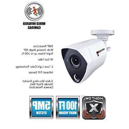 security dual sensor wired infrared