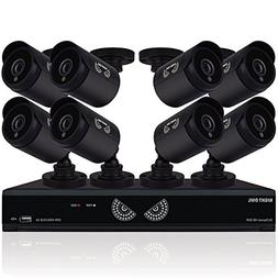 Night Owl Security, 16 Channel 1080 Lite HD Analog Video Sec